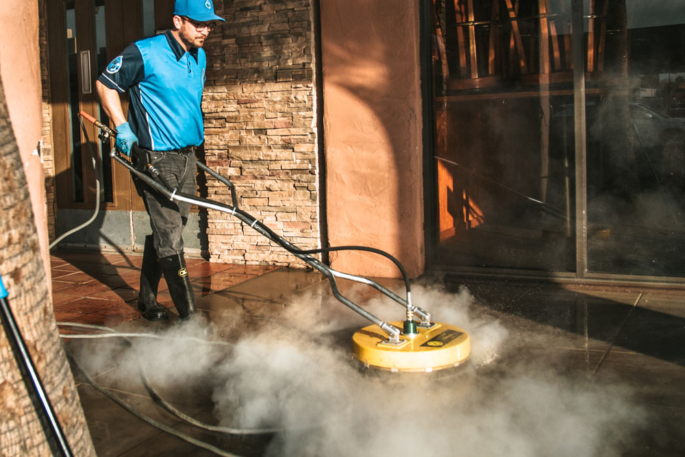 concrete-cleaning- Glendale-2